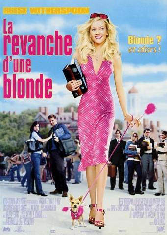 Affiche Revanche d'une blonde (La)