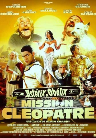 Affiche Astérix et Obélix: mission Cléopâtre