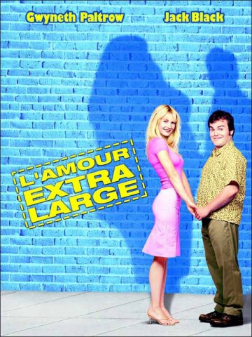 Affiche Amour extra large (L')