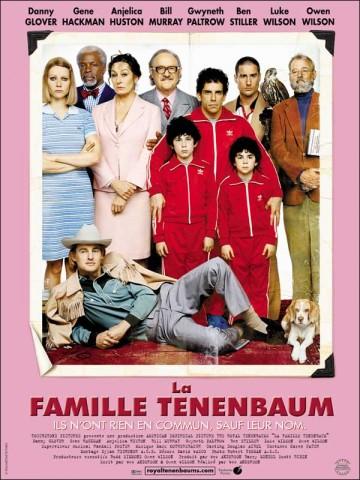 Affiche The Royal Tenenbaums