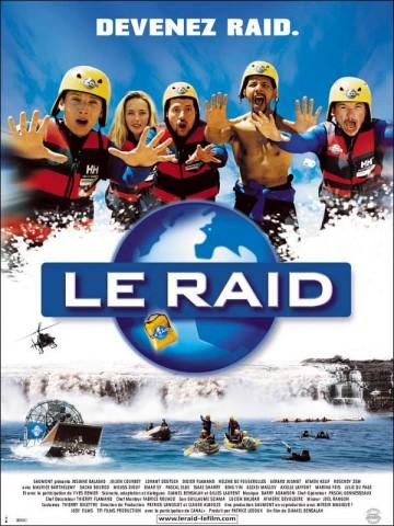 Affiche Raid (Le)