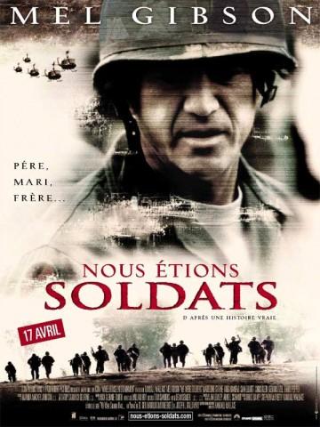 Affiche Nous étions soldats
