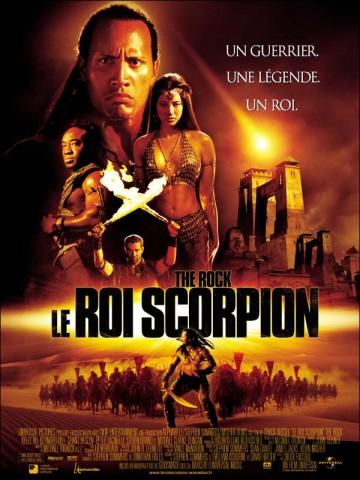 Affiche Roi Scorpion (Le)