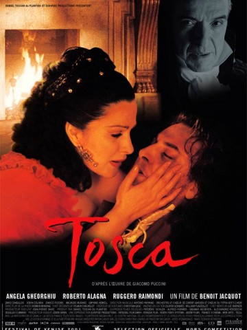 Affiche Tosca