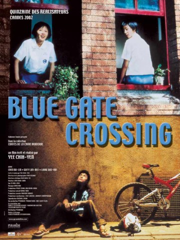 Affiche Blue Gate Crossing