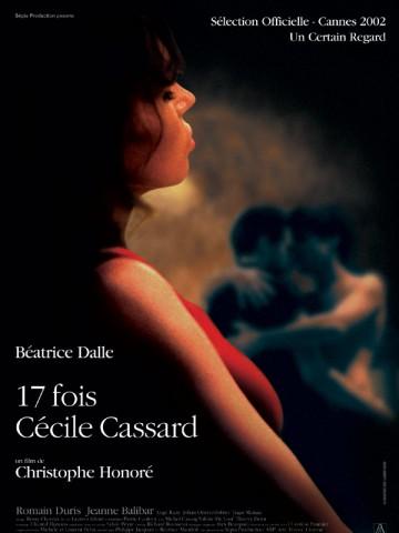 Affiche Dix-sept fois Cécile Cassard