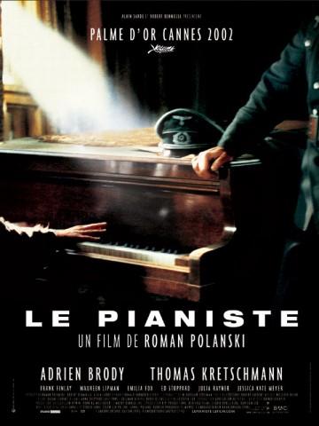 Affiche Pianiste (Le)