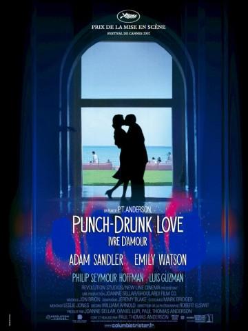 Affiche Punch-Drunk Love