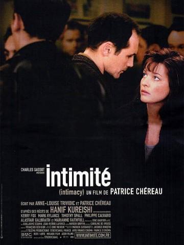 Affiche Intimité
