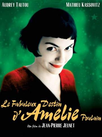 Affiche Fabuleux Destin d'Amélie Poulain (Le)