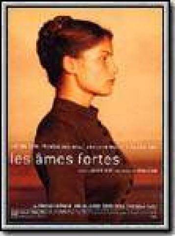Affiche Ames fortes (Les)