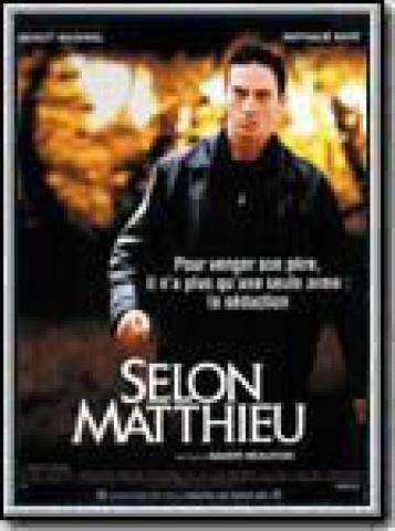 Affiche Selon Matthieu
