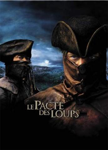 Affiche Pacte des loups (Le)