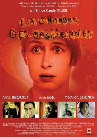 Affiche Chambre des magiciennes (La)