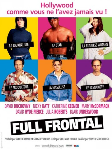 Affiche Full Frontal
