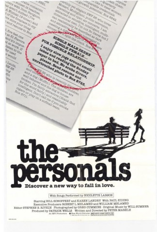 Affiche The Personals