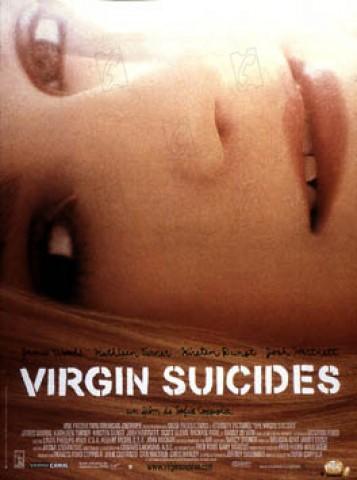 Affiche The Virgin Suicides