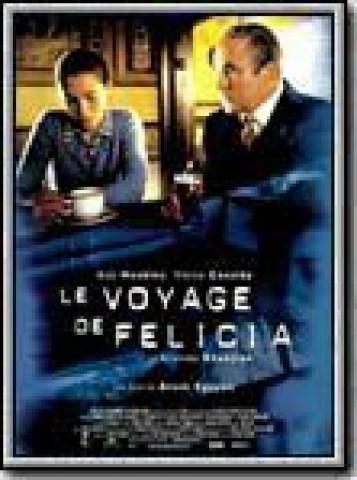 Affiche Voyage de Félicia (Le)