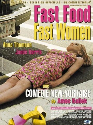 Affiche Fast Food fast Women