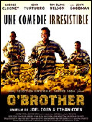 Affiche O Brother, where art thou?