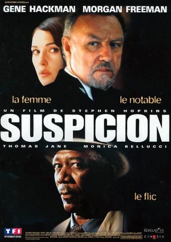 Affiche Under Suspicion
