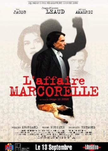 Affiche Affaire Marcorelle (L')