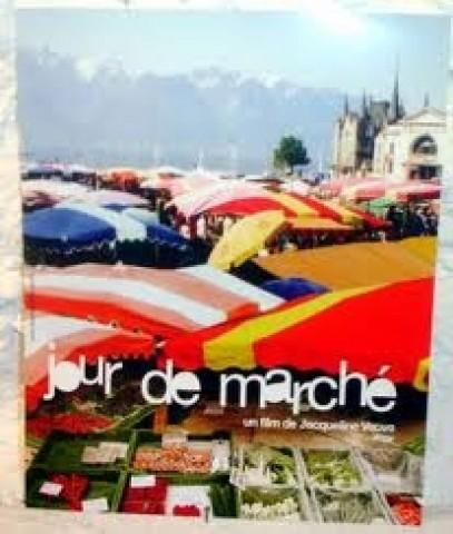 Affiche Jour de marché