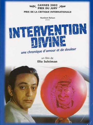 Affiche Intervention divine