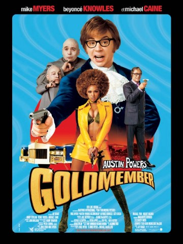 Affiche Austin Powers - Goldmember
