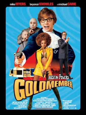 Affiche Austin Powers - Goldmember