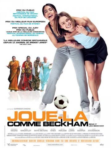 Affiche Joue-la comme Beckham