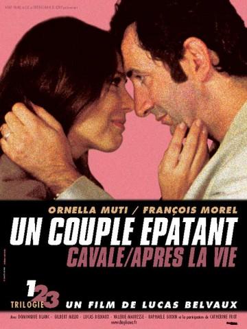 Affiche Un couple épatant