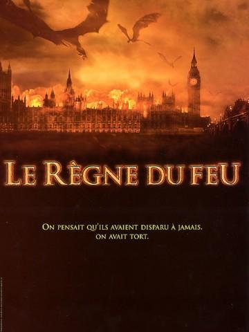 Affiche Règne du feu (Le)