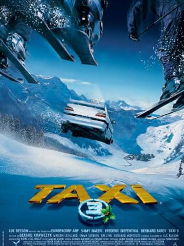 Affiche Taxi 3