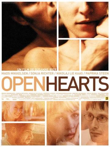 Affiche Open Hearts