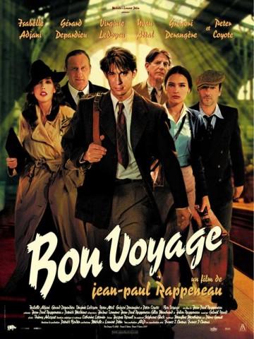 Affiche Bon voyage