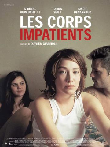 Affiche Corps impatients (Les)