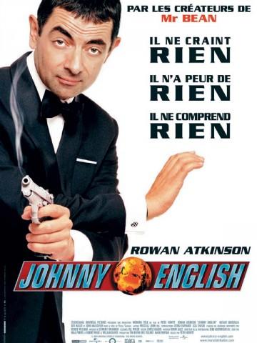 Affiche Johnny English