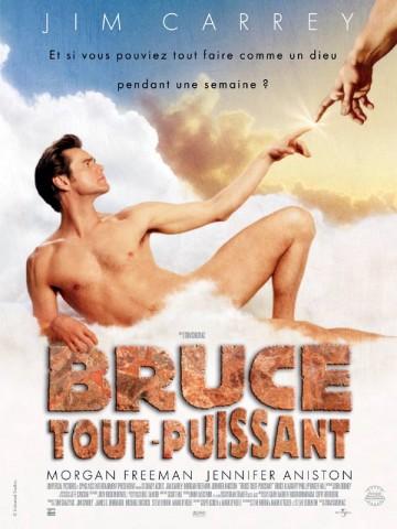 Affiche Bruce tout-puissant