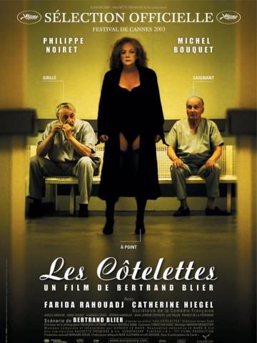 Affiche Côtelettes (Les)