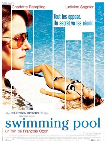 Affiche Swimming pool