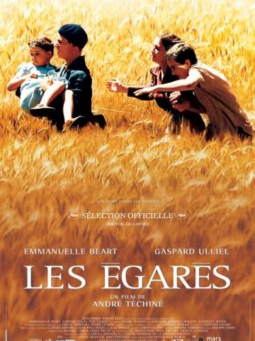 Affiche Egarés (Les)