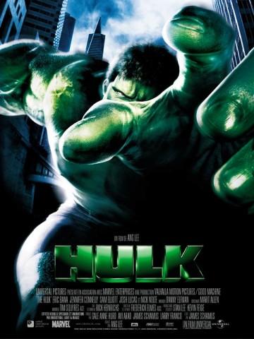 Affiche Hulk