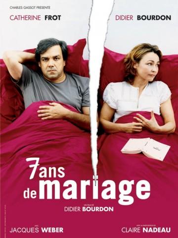 Affiche Sept ans de mariage