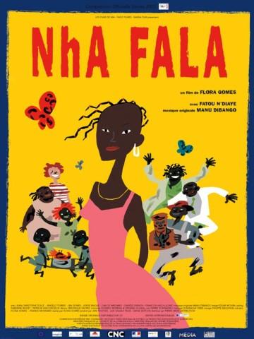 Affiche Nha Fala