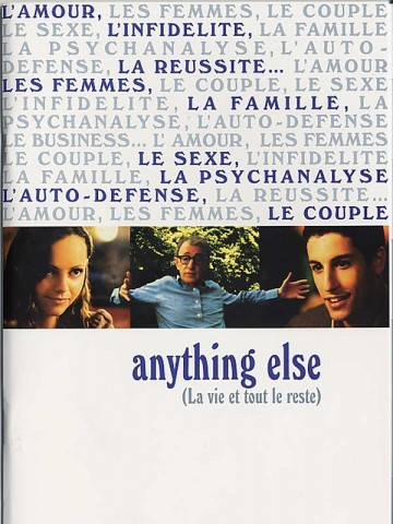 Affiche Anything Else