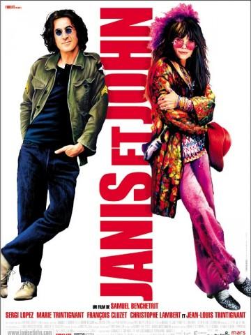 Affiche Janis et John
