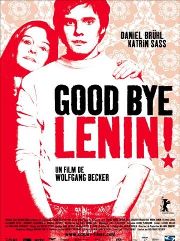 Affiche Good Bye Lenin!
