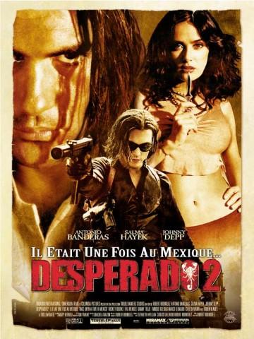 Affiche Il était une fois au Mexique: Desperado 2