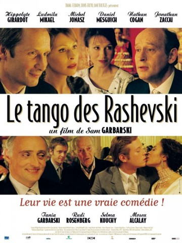 Affiche Tango des Rashevski (Le)